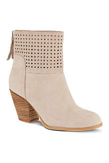 NINE WEST Hippychic suede boots