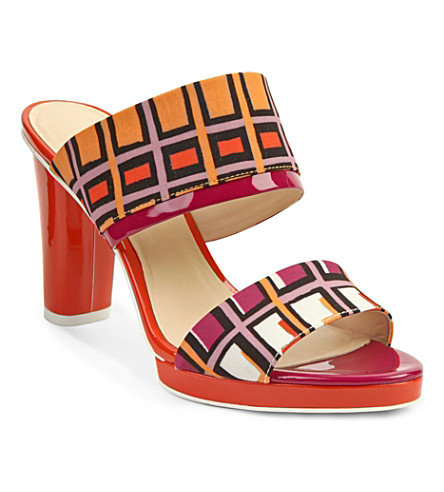NINE WEST Kieron sandals (Orange