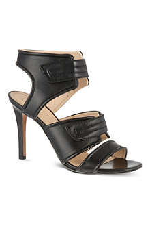NINE WEST Kristilee leather sandals