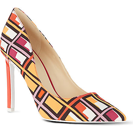 NINE WEST Tatiana2 court shoes (Orange
