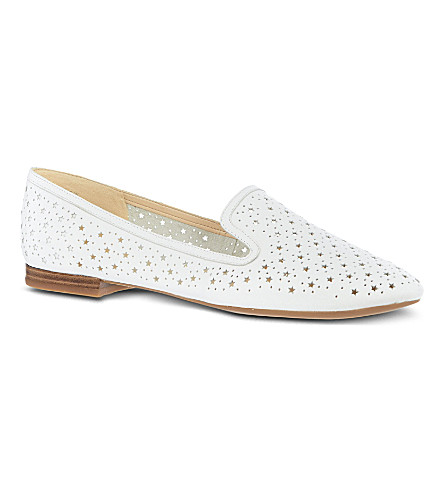 NINE WEST Luella loafers (White