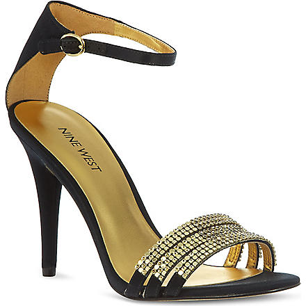 NINE WEST Sabrinna sandals (Black