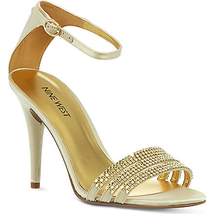 NINE WEST Sabrinna sandals (Bone