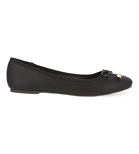 MISS KG Nel ballerina pumps (Black