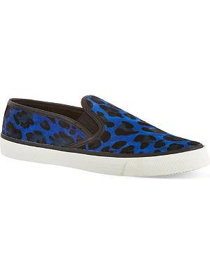 CARVELA Laurel ponyskin skate shoes