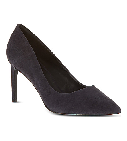 KG KURT GEIGER Bea court shoes (Navy