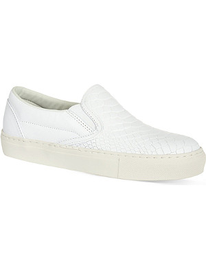 KG KURT GEIGER Londres slip-on trainers