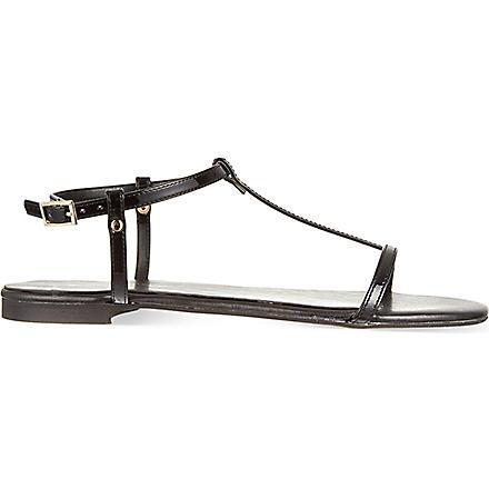 KG KURT GEIGER Match sandals (Black