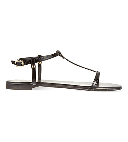 KG KURT GEIGER Match sandals (Black