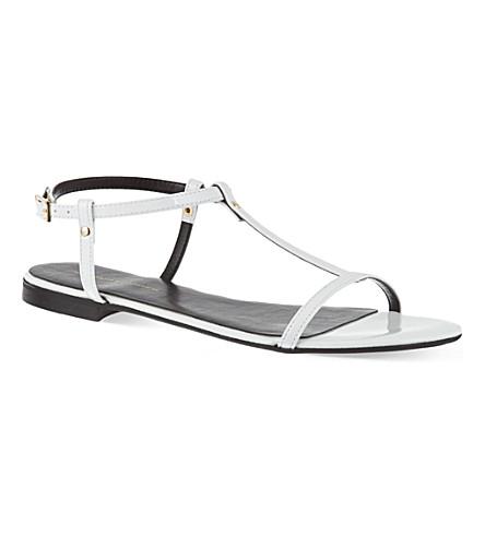 KG KURT GEIGER Match sandals (White