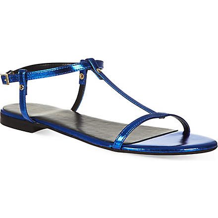 KG KURT GEIGER Match sandals (Blue