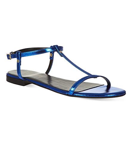 KG KURT GEIGER Match sandals (Blue