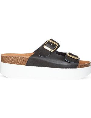 KG KURT GEIGER Nola platform sandals