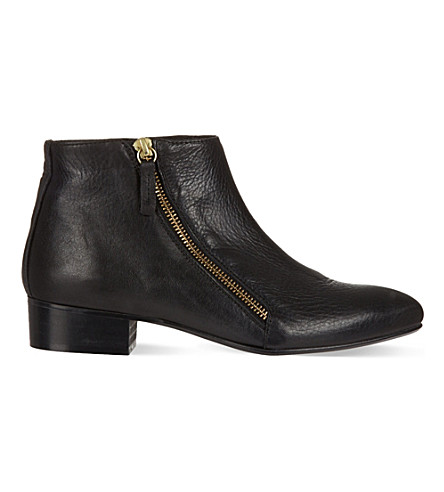 KG KURT GEIGER Sally ankle boots (Black