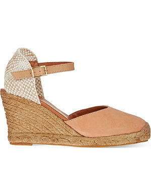KG KURT GEIGER Monty wedge sandals