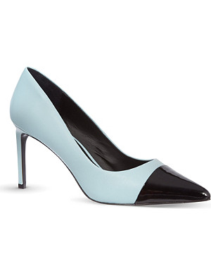KG KURT GEIGER Bebe court shoes