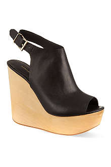 KG BY KURT GEIGER Nell wedge sandals