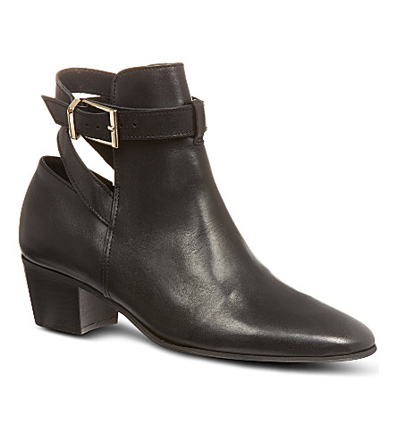 KG KURT GEIGER Saint ankle boots (Black