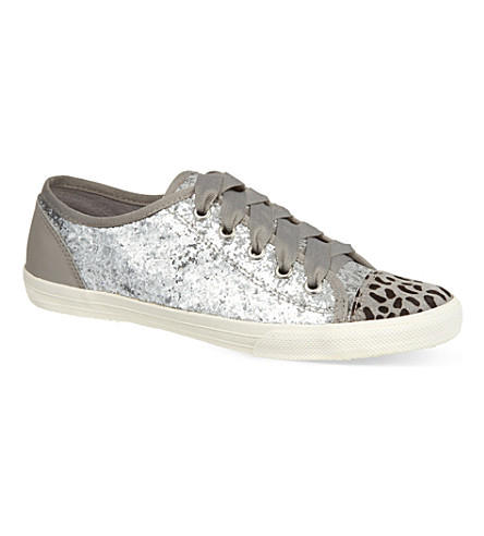 KG KURT GEIGER Lucca trainers (Silver
