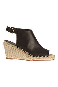 KG KURT GEIGER Nelly wedge sandals