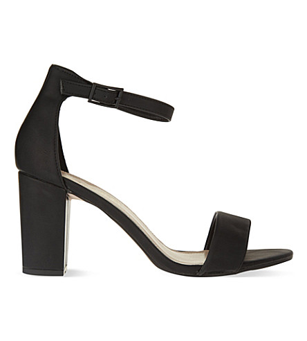 MISS KG Paige heeled sandals (Black