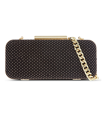 CARVELA Blast clutch (Black