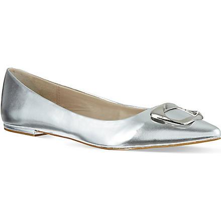 CARVELA Lassie silver pumps (Silver