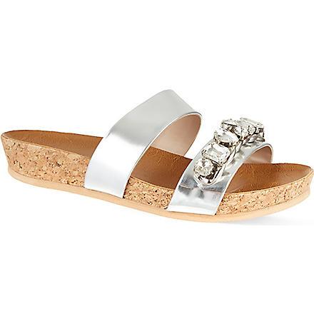 CARVELA Kick sandals (Silver