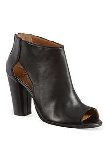 CARVELA Aspire leather shoe boots