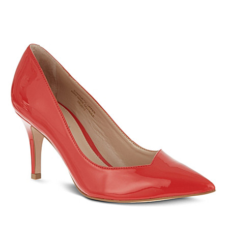 CARVELA Agatha court shoes (Red/other