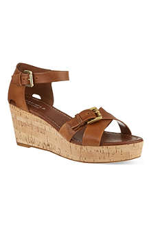 CARVELA Knock wedge sandals