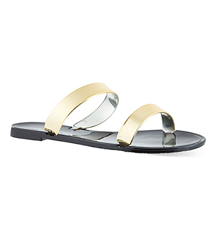CARVELA Keepsake sandals (Black