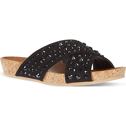 CARVELA Karate sandals (Black