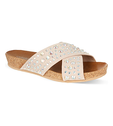CARVELA Karate sandals (Nude