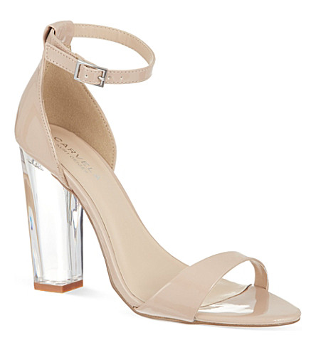 CARVELA Gravity sandals (Nude