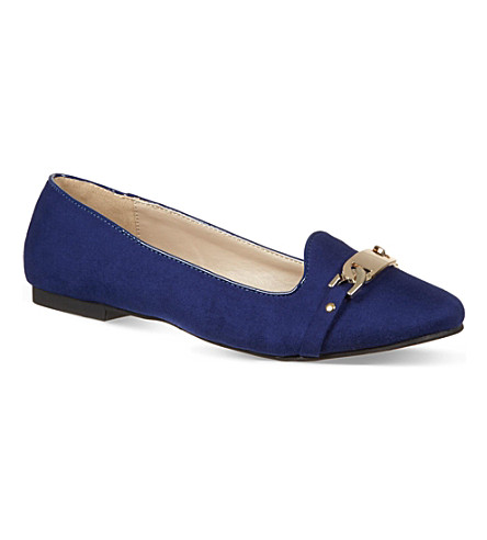 CARVELA Lull suede pumps (Blue