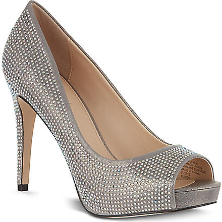 CARVELA Grind court shoes (Silver