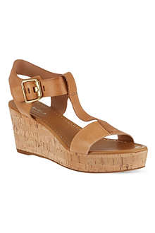 CARVELA Known wedge sandals