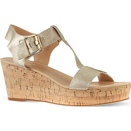 CARVELA Known sandals (Gold
