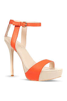 CARVELA Gown contrast sandals