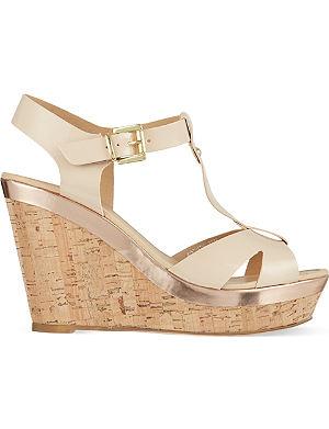 CARVELA Kabby platform wedge sandals