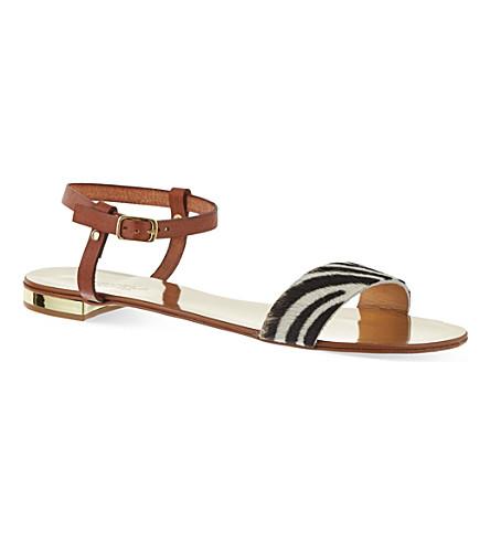 CARVELA Koala sandals (Tan