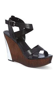 CARVELA Kaffine wedge sandals