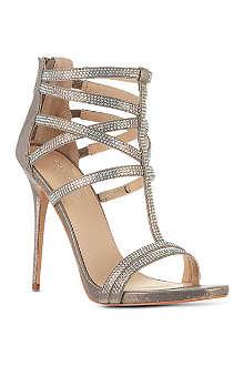 CARVELA Glaze glitter sandals