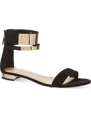 CARVELA Keel suedette sandals
