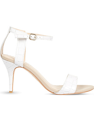 CARVELA Kollude croc sandals