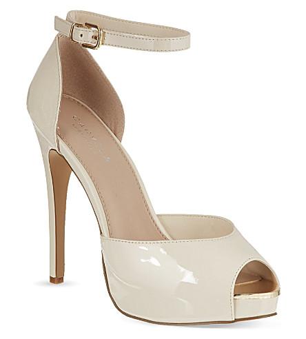 CARVELA Gossip sandals (Cream