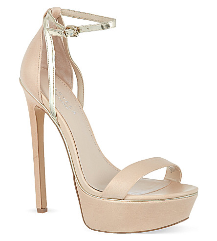 CARVELA Graph sandals (Nude
