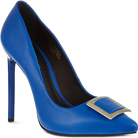 KG KURT GEIGER Bryony court shoes (Blue