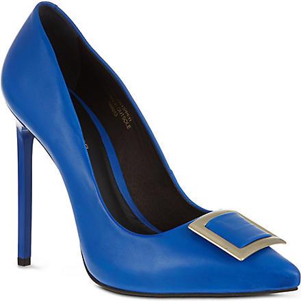 KG KURT GEIGER Bryony court shoes (Blue